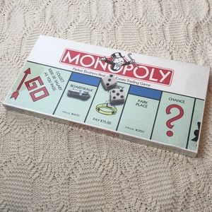 Parker Brothers l Monopoly Collectible Vintage